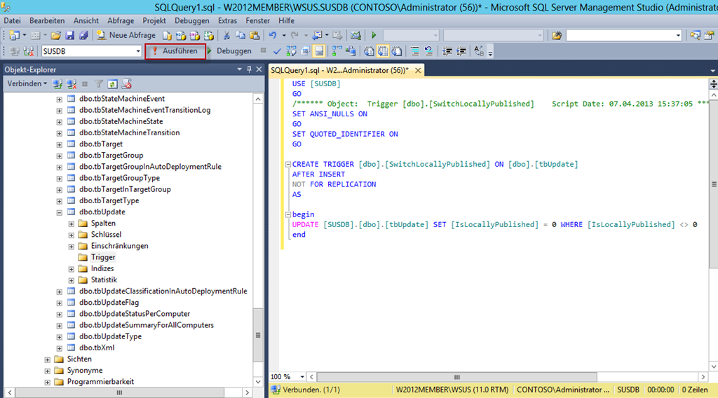 WSUS Package Publisher installieren und konfigurieren   faq-o ...