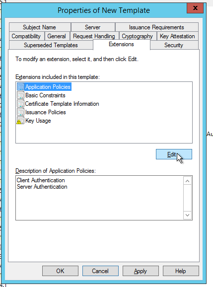 The request contains no certificate template information iis create certificate template for exchange 2010 choice image create certificate template for exchange 2010 image collections yadclub